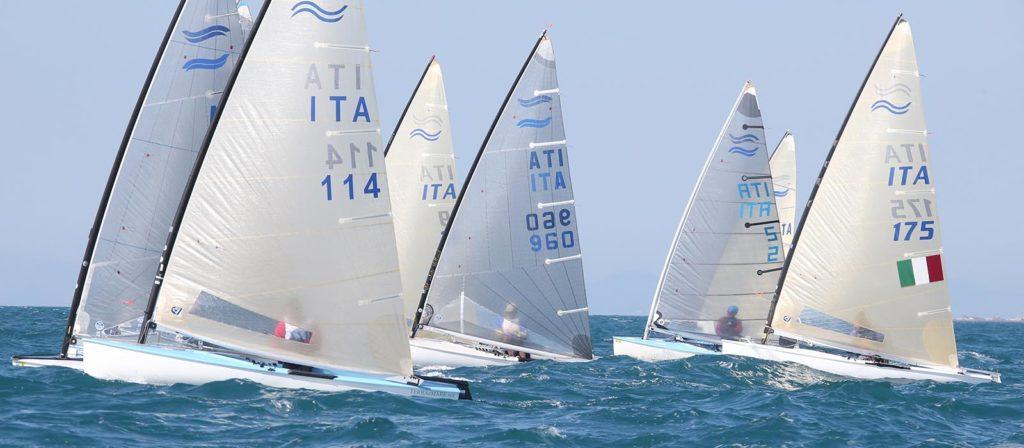 XVI Trofeo Bertacca, Coppa Italia Finn 2018