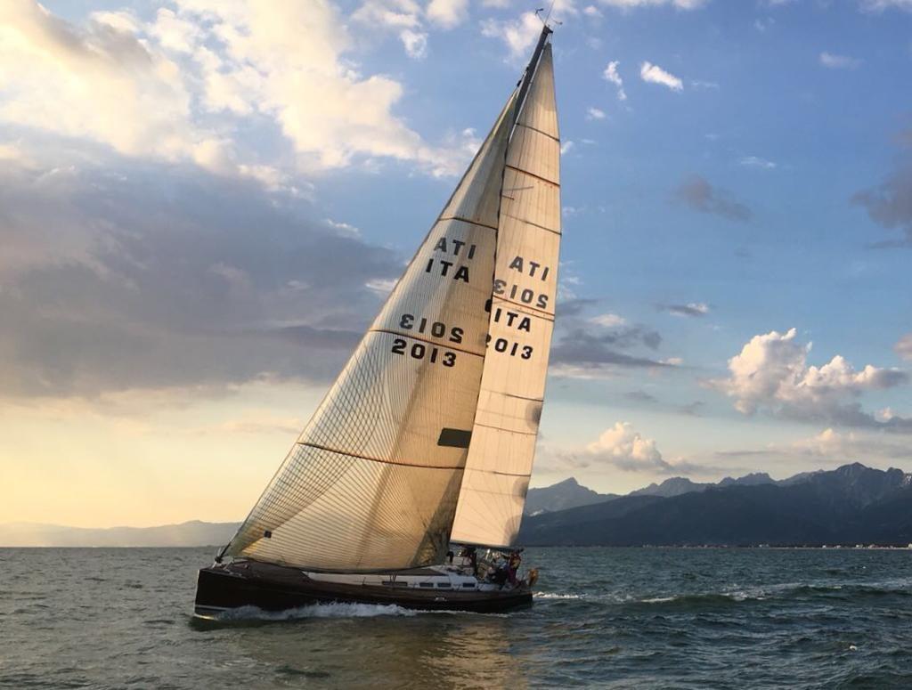 XLV COPPA CARNEVALE  Trofeo CITTA' DI VIAREGGIO Regata nazionale ORC, Viareggio  23 – 24 Marzo 2019