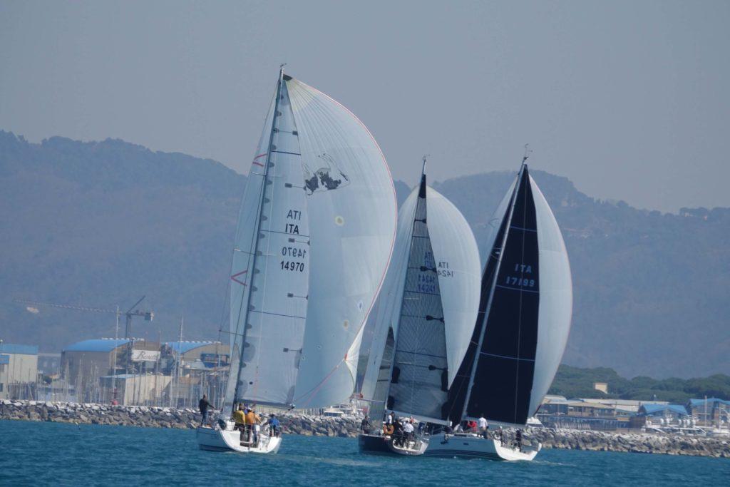 Regata d'Inverno Regata Trofeo Memorial Sodini Viareggio 8 Novembre 2020