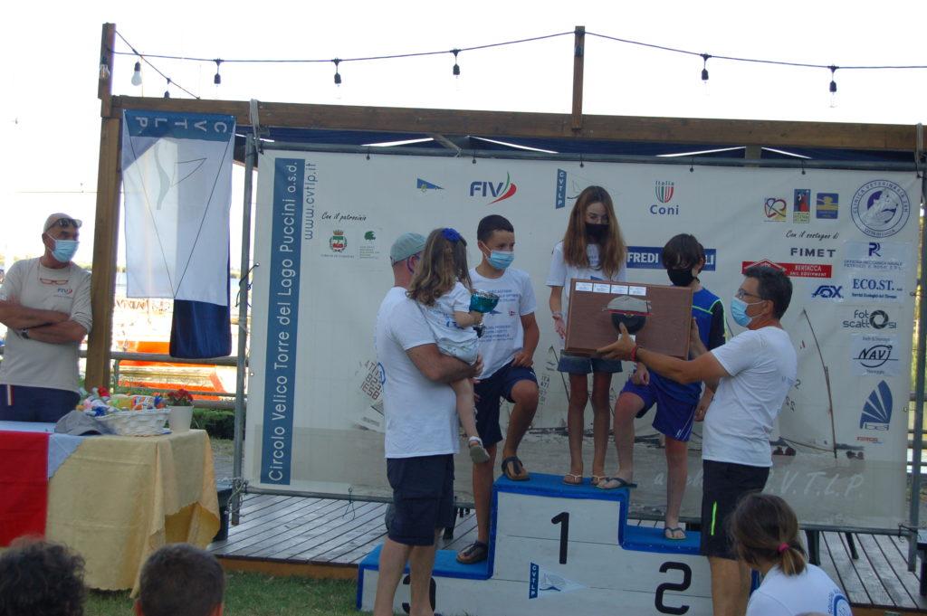 VI Trofeo Ezio Astori e Selezioni Zonali Optimist 2020